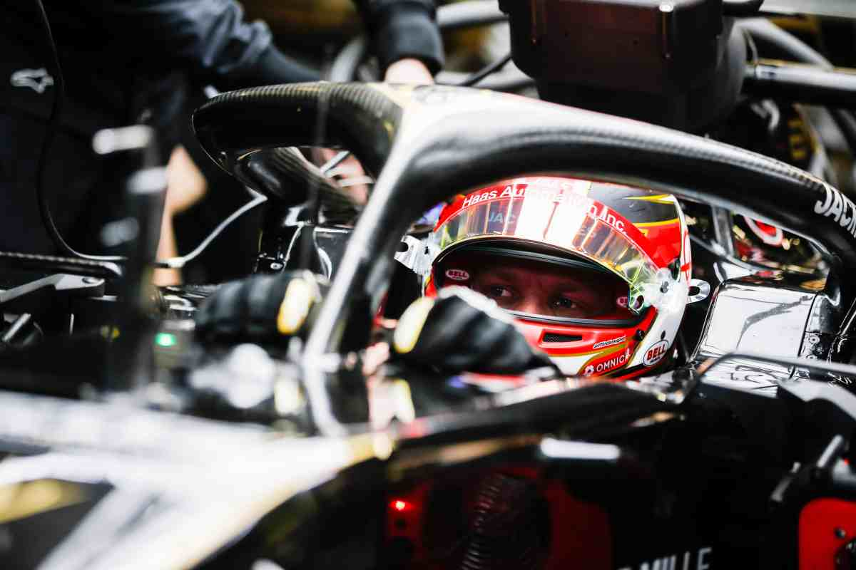 Haas F1 Team Land In Australia With High Hopes